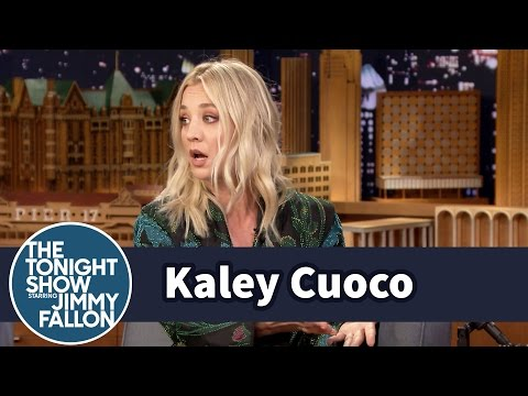 Kaley Cuoco Felt Like a Bachelor Contestant on Vacation with Her Boyfriend