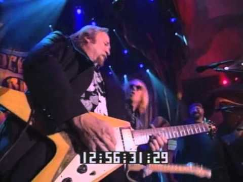 "Buffalo Springfield and Tom Petty Perform ""For What It's Worth"" in 1997"