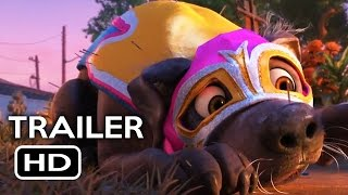 Coco Trailer #2 (2017) Gael García Bernal Disney Pixar Animated Movie