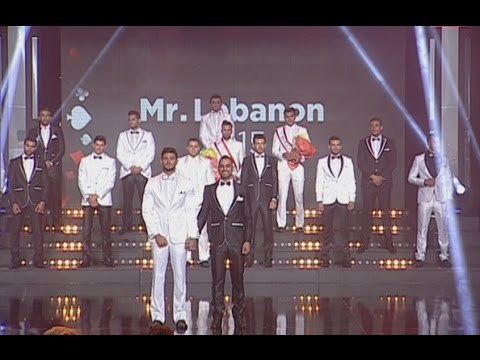 Entertainment Specials - Mr. Lebanon 2015 - 10/09/2015
