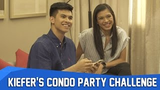 Episode #2 | Kiefer's Cozy Condo Party Challenge | Phenoms Season 2