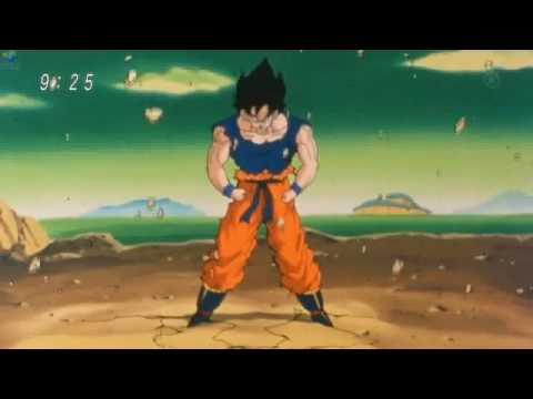 Dragonball Kai English Goku Turns Super Saiyan