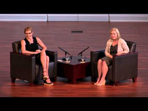 Salon@615 Kirsten Gillibrand w/ Connie Britton