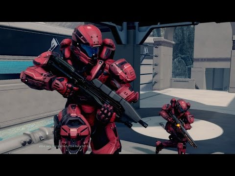 Halo 5: Guardians 'Pegasus' Map Gameplay