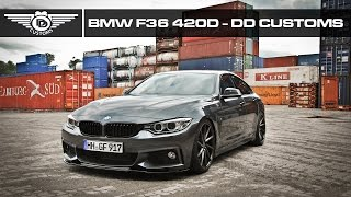 BMW F36 GC 420D Tuning by DD CUSTOMS HAMBURG HH