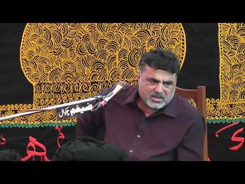 5 Muharram 2017 (1439) Zakir Haji Nasir Abbas Notak Rasul Nagar thumbnail