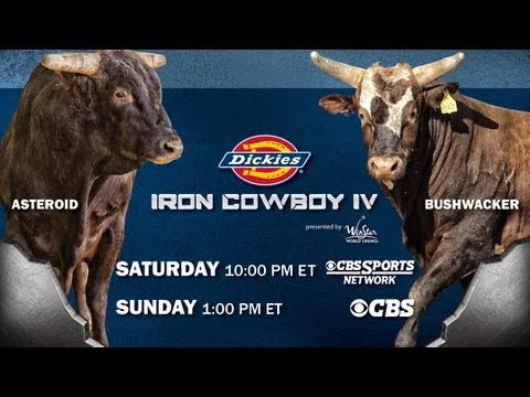 EVENT REPLAY: 2013 Dickies Iron Cowboy IV (PBR)