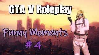 Funny Moments #4 (Carina Polansky)   GTA V RP   Dobrodziej