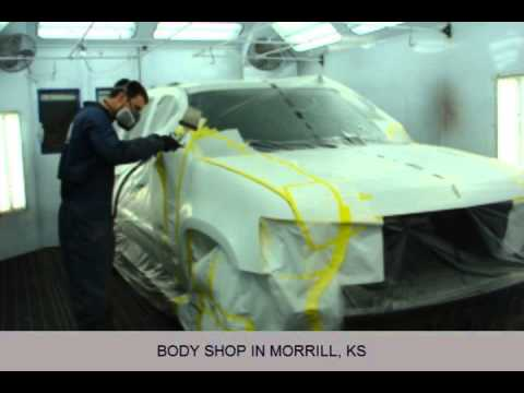 Morrill Collision Repair, Inc. Body Shop Morrill KS
