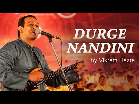 Durge Nandini - Devi Bhajan By Vikram Hazra : Navratri Special Bhajans video