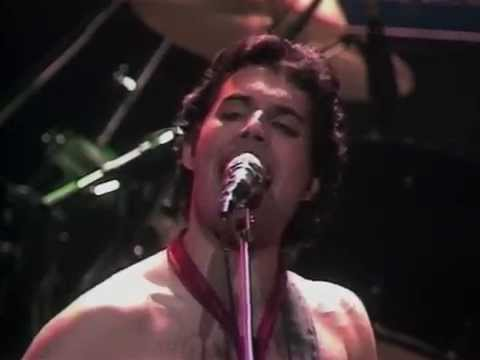 Queen - Crazy Little Thing Called Love - Live in Hammersmith 1979/12/26