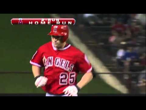 Bourjos' two-run shot