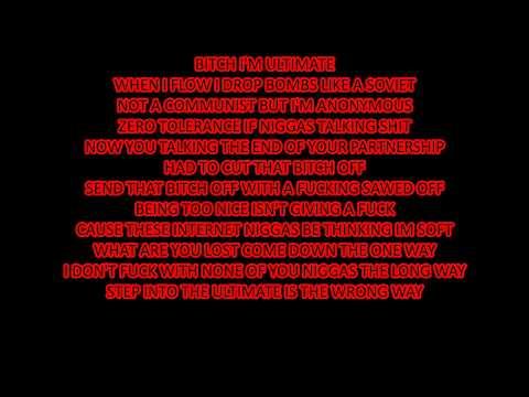 Denzel Curry  Bloodshed Lyrics