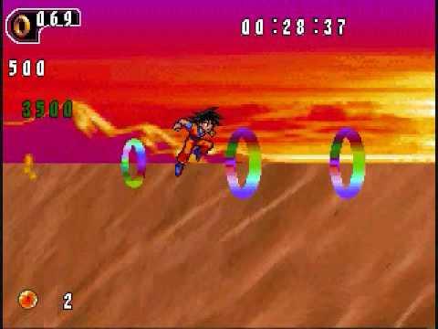 Sonic FGX Custom Character: Goku