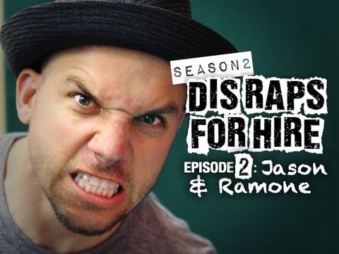 Dis Raps For Hire. Season 2 - Ep. 2