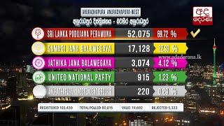 Polling Division - Anuradhapura-West