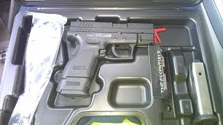 BEST of Springfield XD subcompact .40 Caliber Review