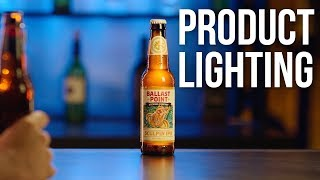 Product Lighting | Commercial Cinematography 101