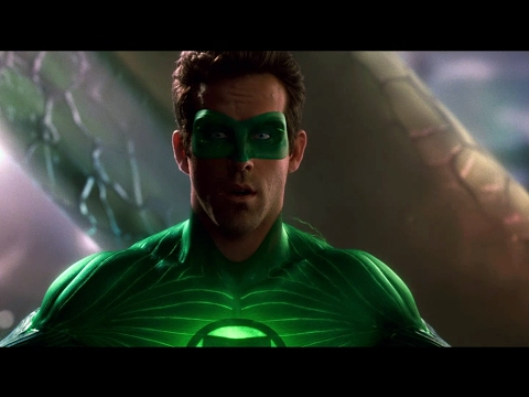 Becoming a Green Lantern   Green Lantern Extended cut thumbnail