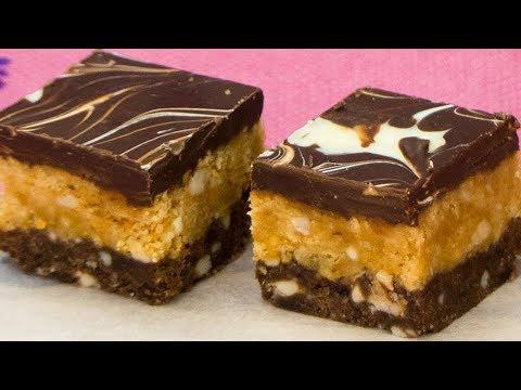 Невозможно устоять искушению! Идеальное пирожное из печенья и шоколадной глазури! | Appetitno.TV