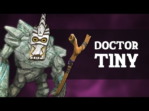 Doctor Tiny  Debility Draft