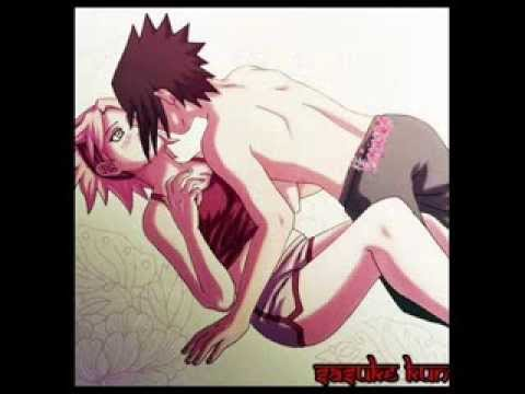sakura and sasuke kissing and having sex