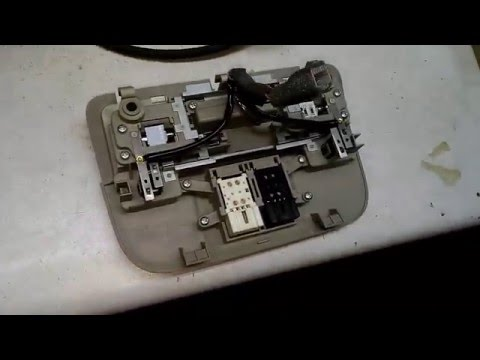 Subaru Legacy Airbag Light fix! (full tutorial)