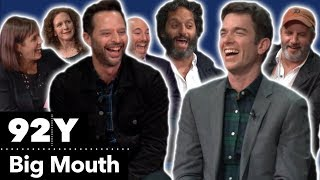 """Big Mouth"" with Nick Kroll, John Mulaney & Jason Mantzoukas"