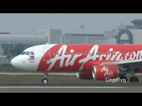 AirAsia Philippine and AirAsia X