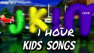Five Tasty Fruits & Many Many More Songs | Kids Songs | Nursery Rhymes | Kindergarten Songs