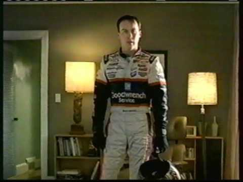 NASCAR (2003) commercial - Kevin Harvick Video