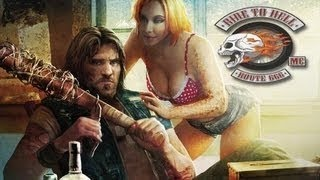 Ride to Hell Route 666 Gameplay Trailer 【HD】