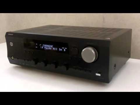 CEDIA 2015: Integra Showcases The DTM 40.7 Stereo Receiver With Upgraded Features