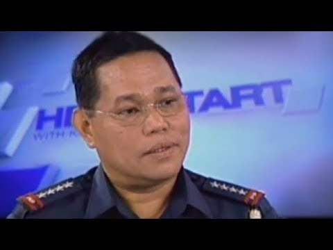 PNP on Rodwell's abduction, Atimonan shooting, Holy Week preparations, security measures