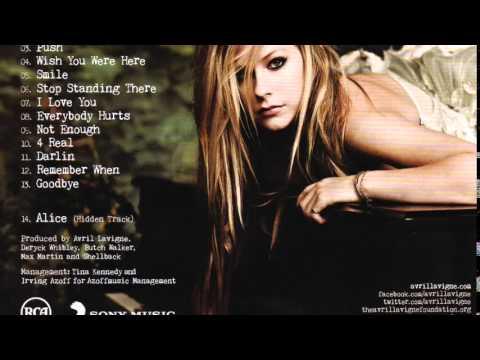 Avril Lavigne - Goodbye Lullaby - Full Album