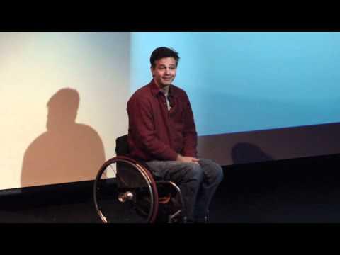 Chris Waddell Motivational Speech