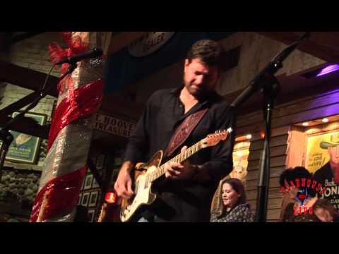 Tab Benoit performing for Texas Roadhouse Live