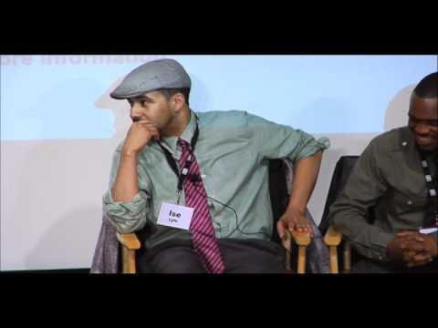 CALIFORNIA FUTURES FORUM | Question Bridge: Black Males Blueprint Roundtable