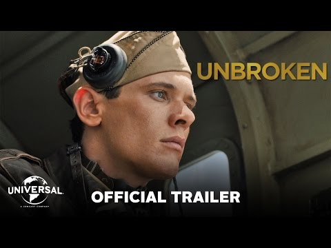 Unbroken – Official Trailer (HD)