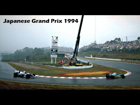 Le Grand Prix du Japon 1994, en integralite ! The 1994 Japanese Grand Prix !