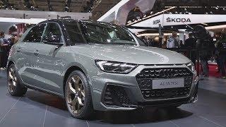 Audi A1 35 TFSI (2019) Exterior Interior