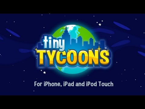 Tiny Tycoons: Official Game Trailer