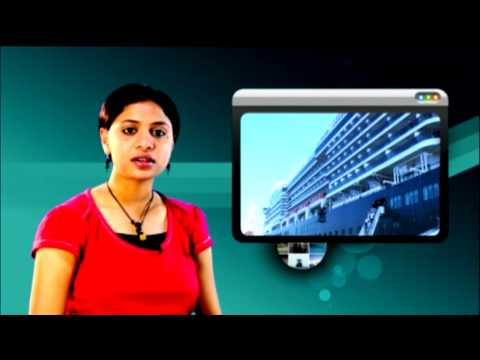 Kochi port cruising towards tourism