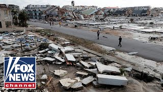Hurricane Michael: Catastrophic destruction in Mexico Beach
