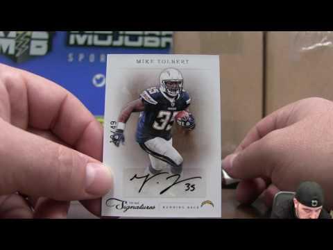 6/23 2011 Prime Sigs NFL 30 Box Case Random Break
