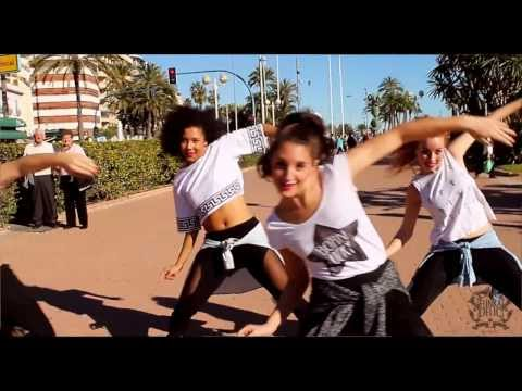 Magali Jou | Fuse Odg - Antenna | Funkadelic Dance Studio video
