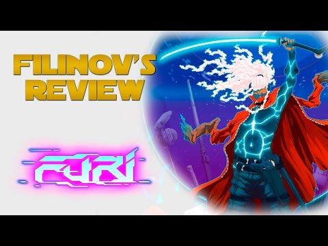 Обзор игры Furi - Filinov's Review