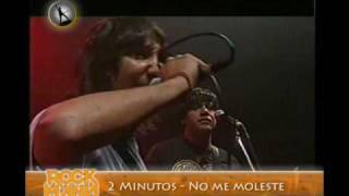 Watch 2 Minutos No Me Molestes video