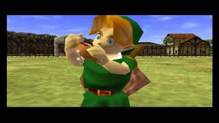 Legend of Zelda Ocarina Of Time part 4 Kakariko Village
