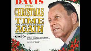 Jimmie Davis / Christmas Message / It's Christmas Time Again